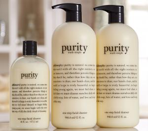 $18 Philosophy Purity Made Simple, 12 oz (Was $36, 50%OFF)