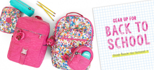 Kipling Back to School Sale: Up to 55% OFF + Extra 15% OFF