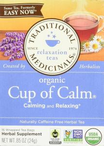 Cup of Calm Tea by Traditional Medicinals