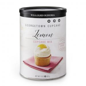 Williams Sonoma Georgetown Cupcake Mix, Lemon (2 Pack)