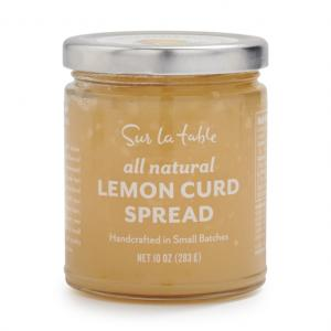 All-Natural Lemon Curd Spread