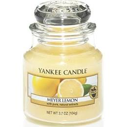 Yankee Candle Meyer Lemon Small Classic Jar Candle