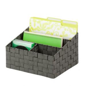 Mail & File Desk Organizer