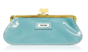 Limited–Time Offer: Free Miu Miu Clutch with Fragrance Purchase