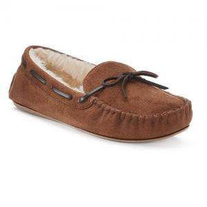 "SONOMA Goods for Lifeâ""¢ Women's Microsuede Moccasin Slippers"