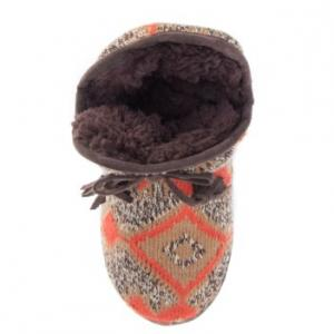 Muk Luks Women's Pennley Bootie Slipper