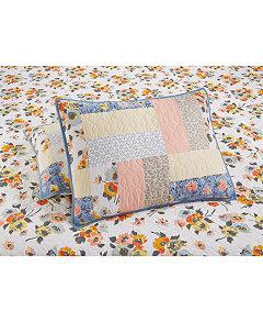 Cotton Fair Breeze Reversible Full/Queen Quilt