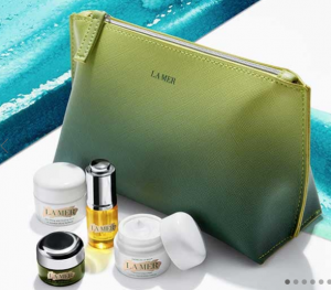 La Mer: $75 Off + Free 4-piece Mini-Regimen with Any $300 Purchase