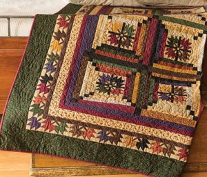 Autumn On Maple Lake Quilt Kit