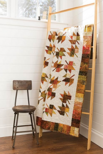 Falling Leaves Quilt Kit