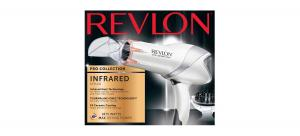 Revlon Laser Brilliance Infrared Heat Hair Dryer