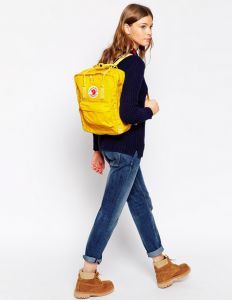 Fjallraven Kanken Styles Backpack