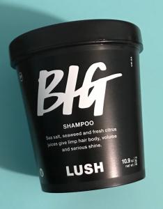 Lush Big Shampoo 10.9 oz.