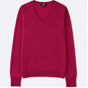 UNIQLO: $10 Off 100% Cashmere Sweaters