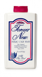 Fashion Forms Forever New Fabric Care Wash 32 oz $11.25 (Was $15)