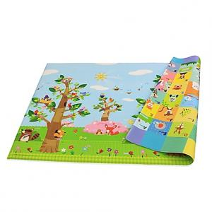 20% Off BABY CARE Large Baby Play Mat in Birds in Trees ($72)