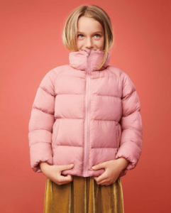 UNIQLO: 25% Off Light Warm Padded Outerwear for Girls
