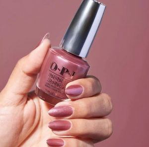 OPI Infinite Shine - #Reykjavik Has All the Hot Spots (Free Shipping)