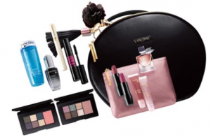 $63.50 ($353 Value) Lancome Makeup Must Haves Holiday Collection- Glam Beauty Box (10 Full-Size)