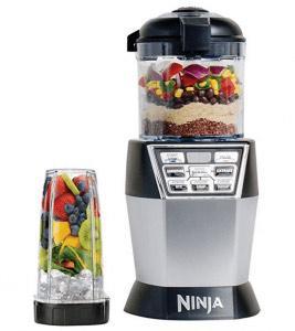$59.98 (Orig. $99.99) Nutri Ninja Nutri Bowl Duo (Processor, Nutri Ninja Cups) NN102