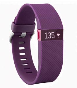 50% Off Fitbit Charge HR Heart Rate and Wireless Activity Wristband @Tech Rabbit