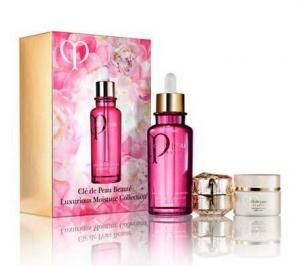 New-in! Cle de Peau Luxurious Moisture Collection $160