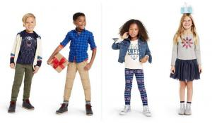 Gymboree: 40% Off Entire Store + Extra 20% Off