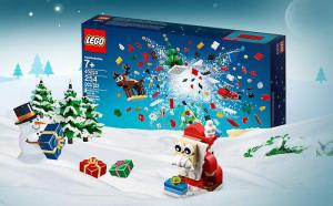 LEGO: Free Exclusive 2017 24-in-1 Holiday Countdown Set with $99+ purchase