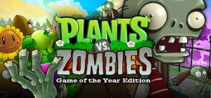 Free Download Plants vs. Zombies Game of the Year Edition