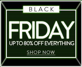 Gamiss Black Friday: Up to 80% Off Everything + Extra 15% Off