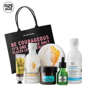 The Body Shop: $40 Cyber Monday Tote ($125 Value)