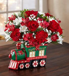 1-800-Flowers: 20% Off Christmas Flowers and Gifts