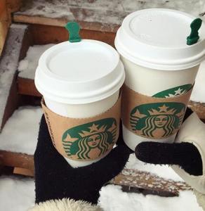 Starbucks BOGO Free
