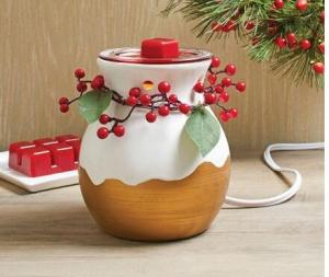 $7.50 (Was $15, 50% OFF) Better Homes & Gardens Berry Wreath Full Size Wax Warmer @Walmart