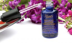 $52 ($29 OFF, Was $72) Kiehl's Midnight Recovery Concentrate