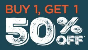 GNC: BOGO 50% OFF Sitewide