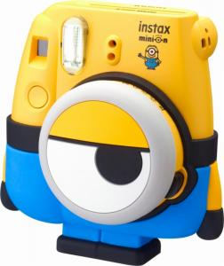 $69.99 ($30 OFF, Was $99.99) Fujifilm - Minion instax mini 8 Instant Film Camera @Best Buy