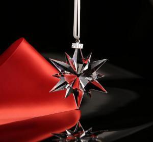 $19.97 (Orig. $79) New 2017 Swarovski 5257589 Annual Edition Christmas Ornament