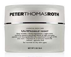 $65 (Valued $175) Peter Thomas Roth Un-Wrinkle Night SUPER-SIZE
