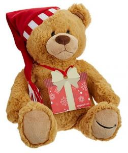 Free GUND Holiday 2017 Teddy Bear Limited Edition with Purchase of Amazon Gift Card