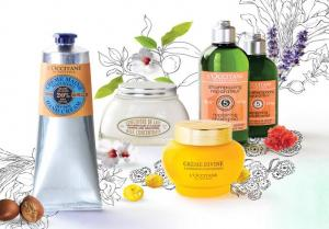 L'Occitane: 50% OFF End of Year Sale + Free Beauty Set