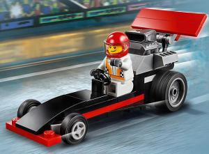 Free City Dragster on $35+ @LEGO