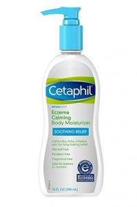 $7.40 Cetaphil Restoraderm Eczema Calming Body Moisturizer, 10-Fluid Ounces