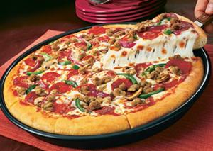 Pizza Hut: 50% OFF All Menu Priced Pizzas