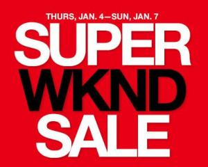 Extra 20% OFF Super Sale @Macy's