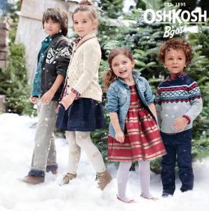 OshKosh B'gosh:Buy 1 Get 2 Free + Free Shipping