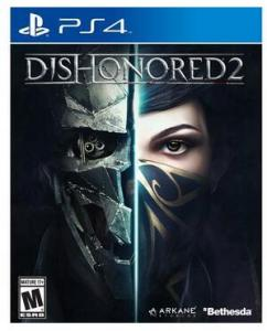 $19.99 Dishonored 2 + Death of the Outsider @Newegg