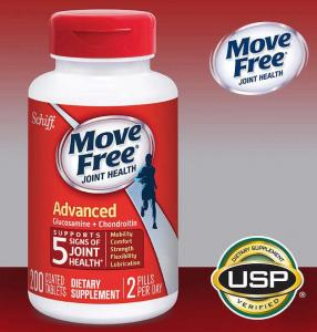$5 OFF Schiff Move Free Advanced, 200 Tablets