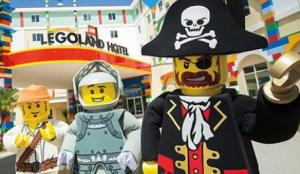 Free Child Ticket to LEGOLAND and sea life Aquarium @LEGOLAND Discovery Center