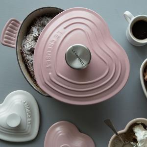 Le Creuset: Free Heritage Petite Heart Cocotte